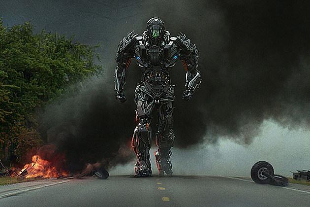 Transformers 4 Poster Crop