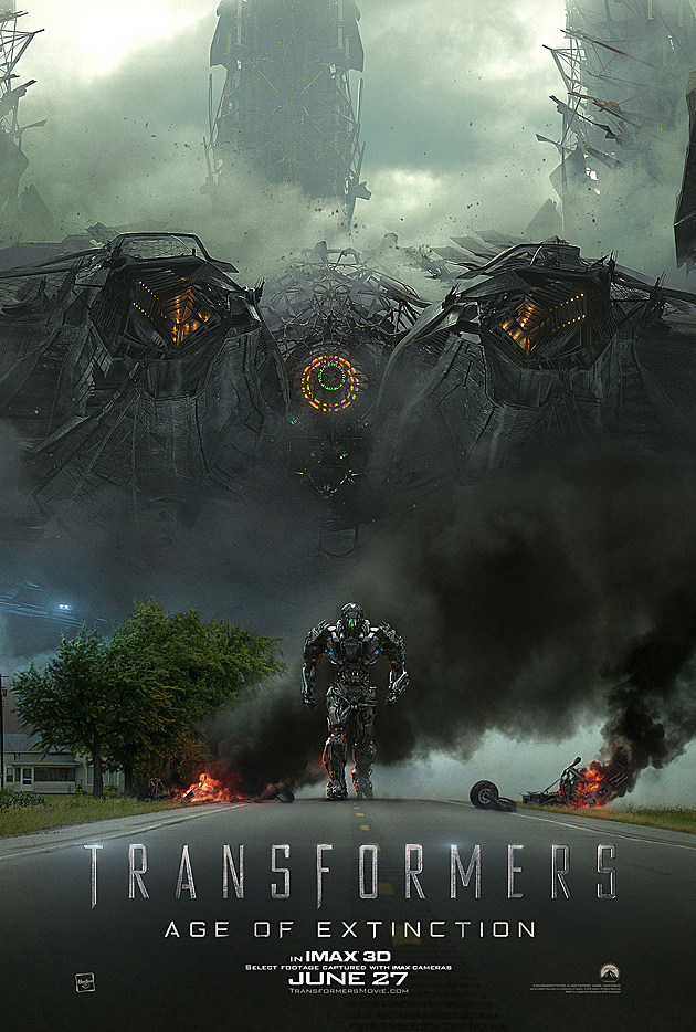 'Transformers 4' Poster: Let the Invasion Begin