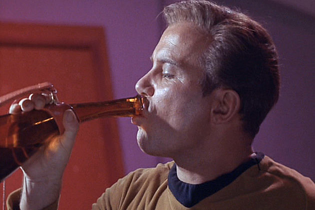 Star Trek beer