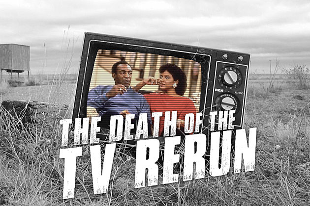 Death of the TV Rerun
