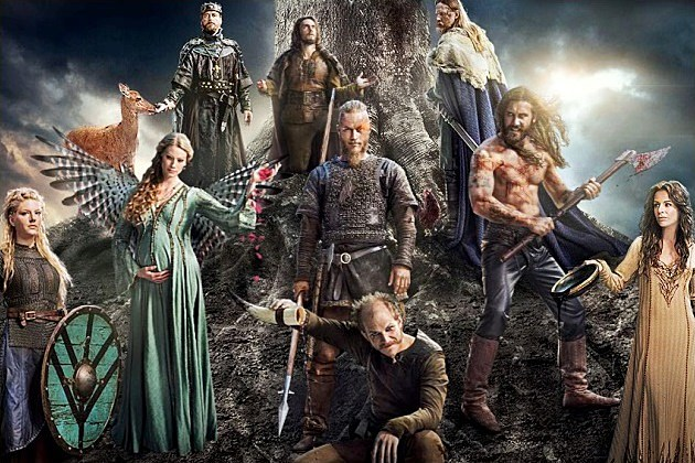 History Vikings Season 3 Renewal 2015