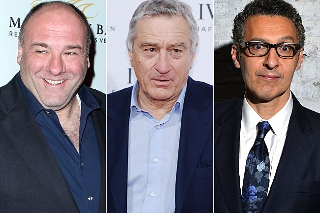 HBO Criminal Justice James Gandolfini Robert De Niro John Turturro