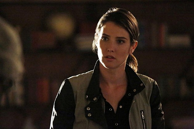 Agents of SHIELD Maria Hill Cobie Smulders Nothing Personal Photos