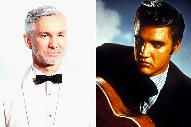 Baz Luhrmann, Elvis Presley