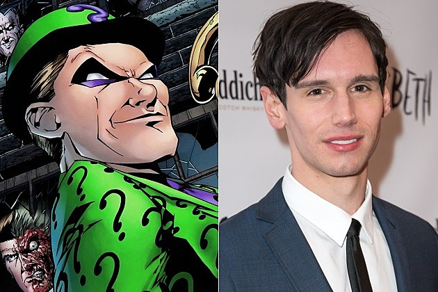 FOX Gotham Riddler Batman Cory Michael Smith
