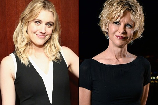 How I Met Your Dad Spinoff Meg Ryan Sally Narrator Greta Gerwig