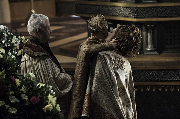 Game of Thrones Wedding Lion and the Rose Photos Joffrey