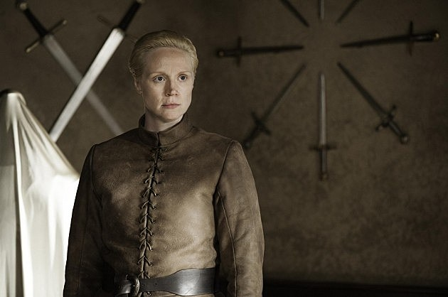 Game of Thrones Season 4 Oathkeeper Photos Brienne