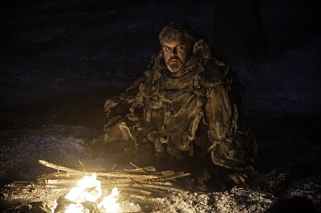 Game of Thrones Season 4 Oathkeeper Photos Hodor
