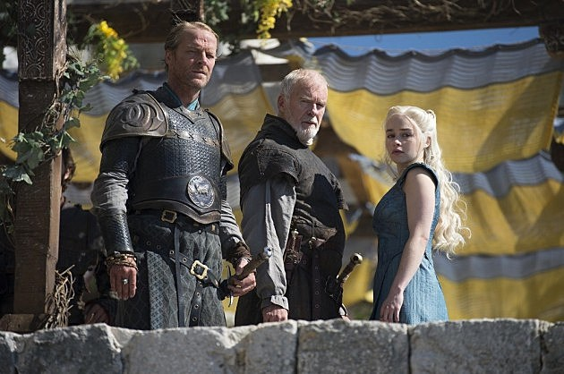 Game of Thrones Season 4 Oathkeeper Photos Daenerys