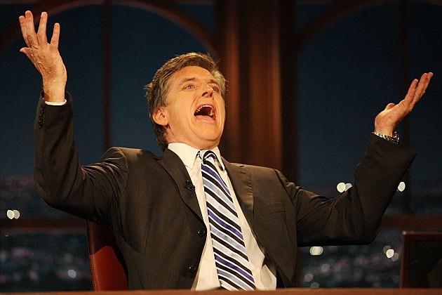 Craig Ferguson Late Show Retirement Colbert 2014