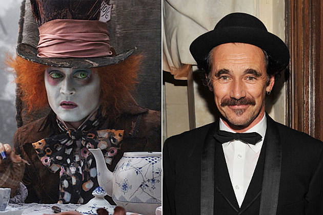 Alice in Wonderland 2 Mark Rylance