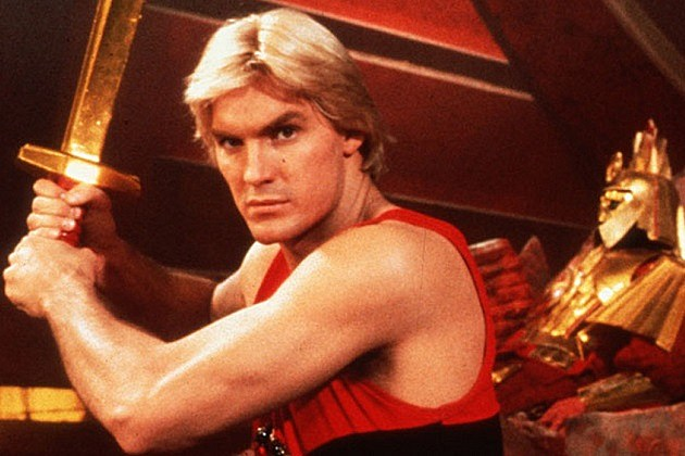 Flash Gordon Reboot