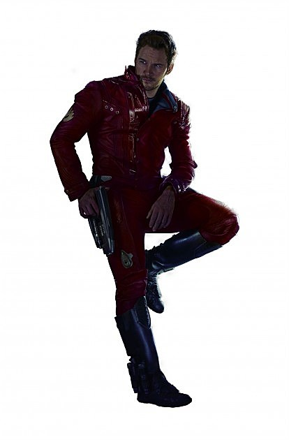 Guardians of the Galaxy Star-Lord Full Body Photo