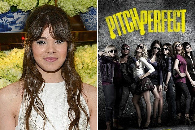 Hailee Steinfeld, Pitch Perfect 2