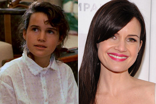 The gallery for --> Carla Gugino Saved By The Bell