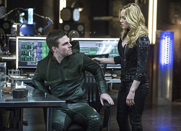 Arrow Seeing Red Preview Photos Roy