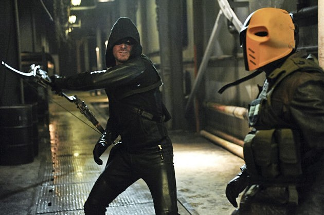 Arrow City of Blood Photos Preview Slade