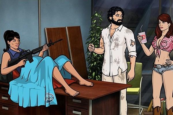'Archer' Season Finale Review