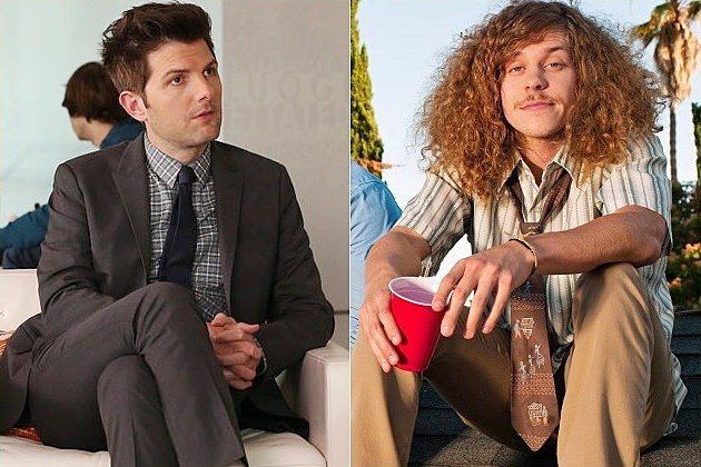 Parks and Recreation Season 6 Finale Workaholics Blake Anderson Moving Up