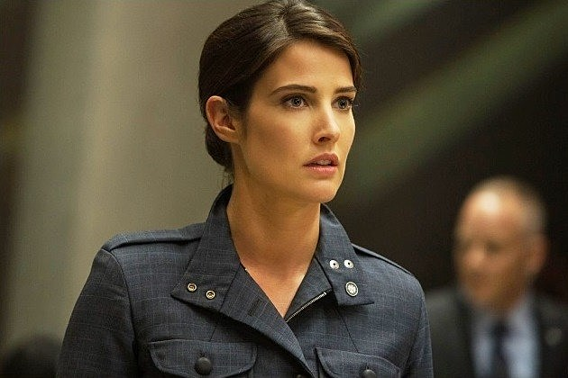 Marvel Agents of SHIELD Cobie Smulders Maria Hill Nothing Personal Photos