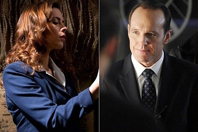 Agents of SHIELD Season 2 Agent Carter TV Series Pickup
