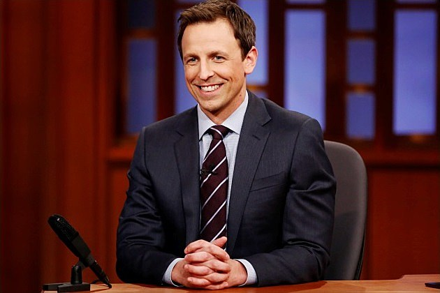 2014 Emmys Seth Meyers Host  August 25 66th Annual