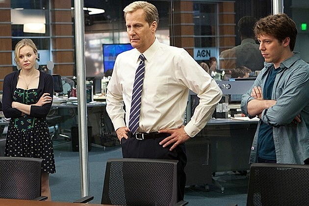 The Newsroom Aaron Sorkin Apology Season 3 Boston