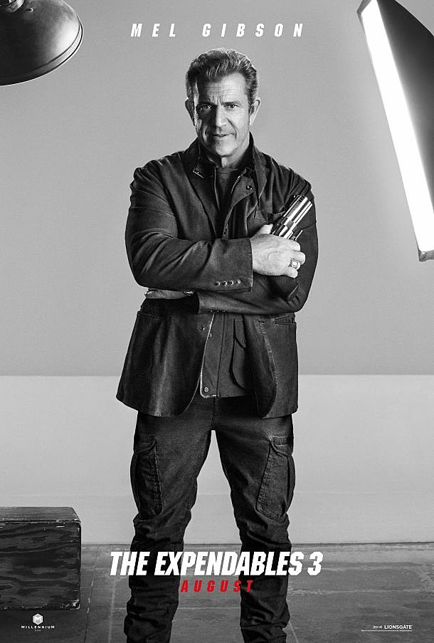 'The Expendables 3' Reveals 16 Truly Weird Character Posters