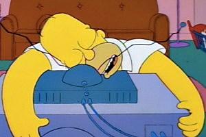 Simpsons TV marathon FXX