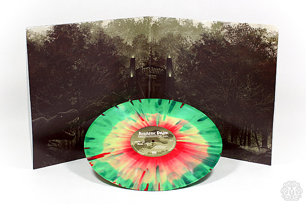 Jurassic Park Soundtrack Mondo Vinyl