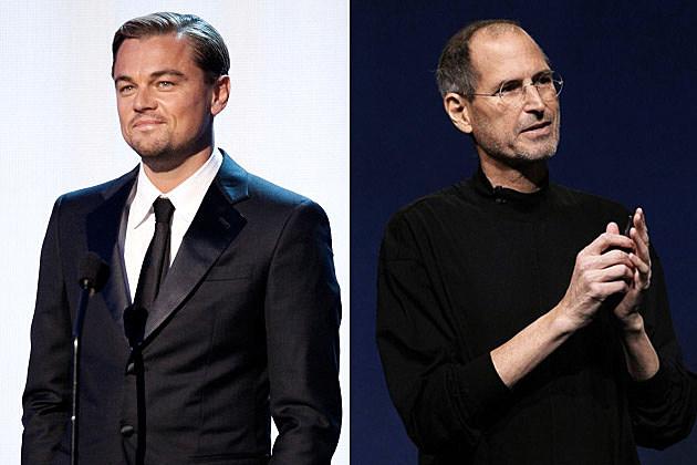 Leonardo DiCaprio Steve Jobs