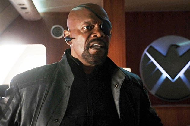 Marvel Agents of SHIELD Nick Fury Samuel L Jackson Season Finale