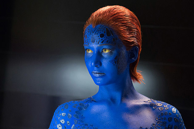Mystique Jennifer Lawrence Spinoff