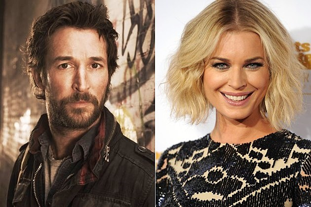 TNT Librarians Noah Wyle TV Series Rebecca Romijn