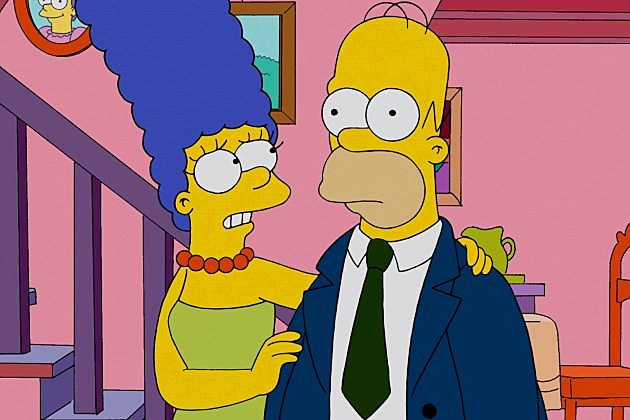 The Simpsons Death Season 26 Premiere Yellow Wedding