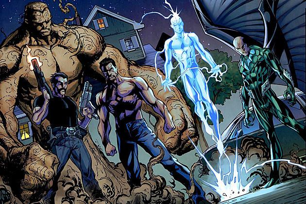 Sinister Six Drew Goddard