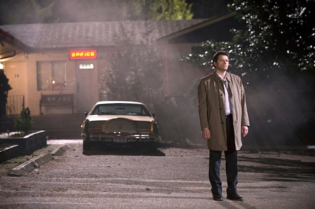 Supernatural Season 9 Meta Fiction Preview Photos