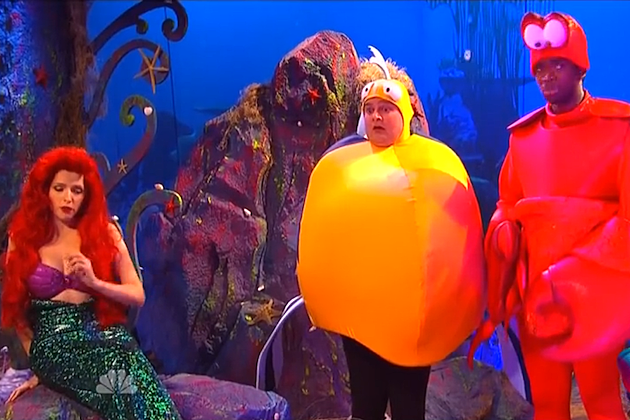 SNL Little Mermaid
