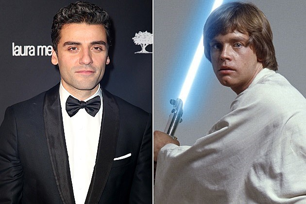 Star Wars: Episode 7,  Oscar Isaac