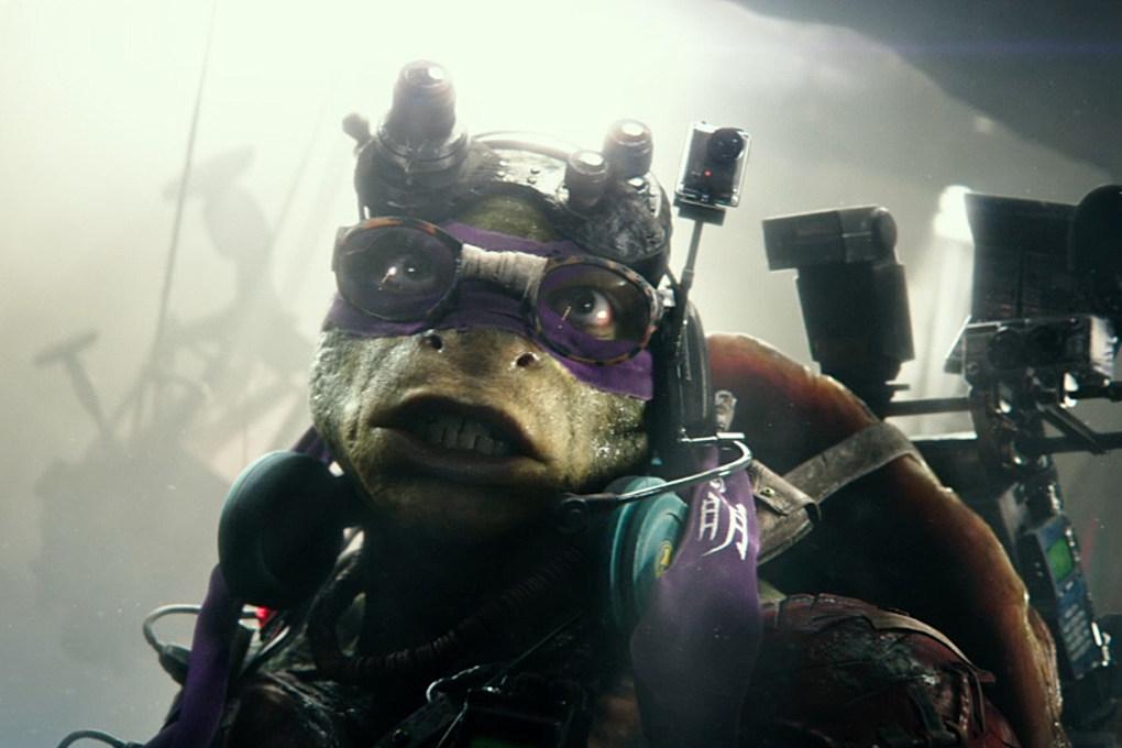 Teenage Mutant Ninja Turtles Movie Trailer HD