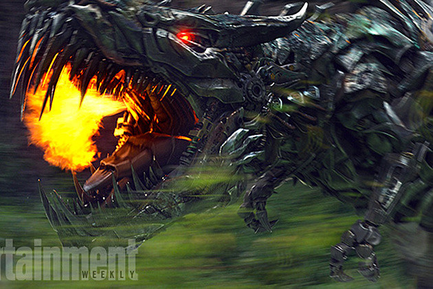 Transformers 4 Trilogy Grimlock