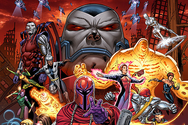 X-Men Apocalypse Age of Apocalypse