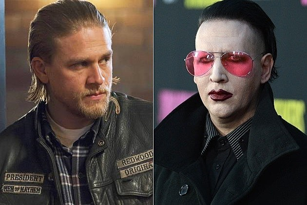 Sons of Anarchy Final Season 7 Marilyn Manson