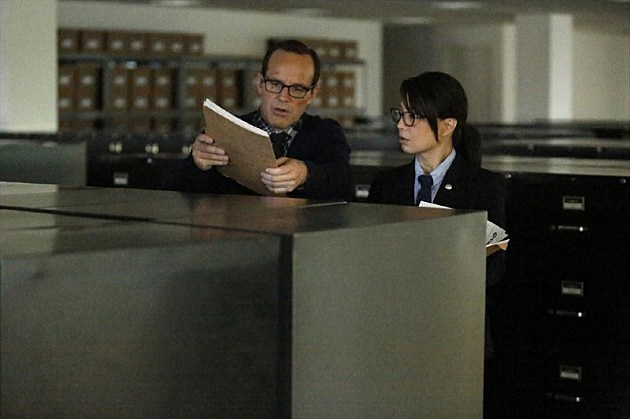 Marvel Agents of SHIELD Ragtag Photos Preview