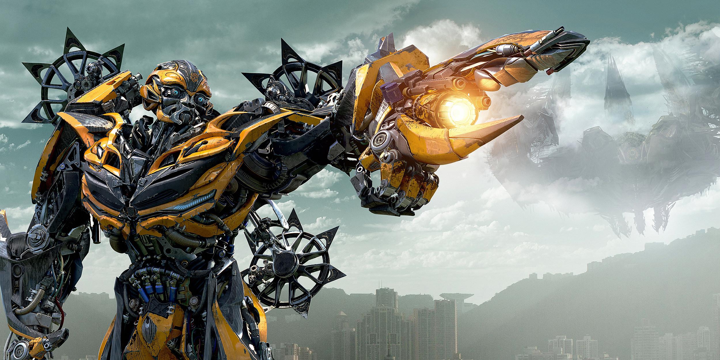 Transformers 4 Pics Autobots Bumblebee