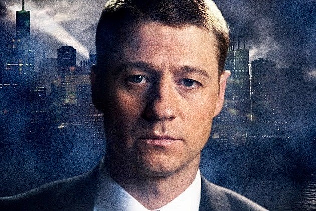 FOX Gotham Batman TV Series Order Official