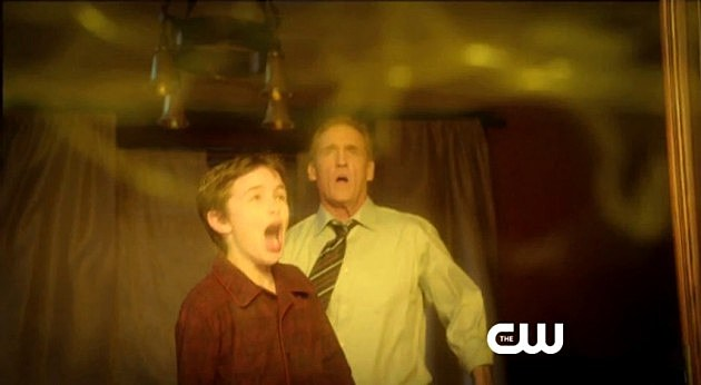 CW The Flash Trailer Guide John Wesley Shipp