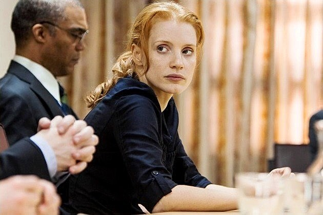 True Detective Season 2 Cast Jessica Chastain Lead