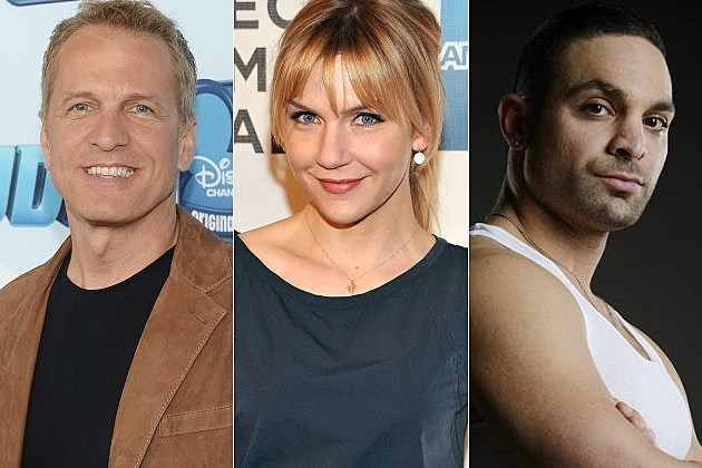 Breaking Bad Better Call Saul Patrick Fabian Rhea Seehorn Michael Mando